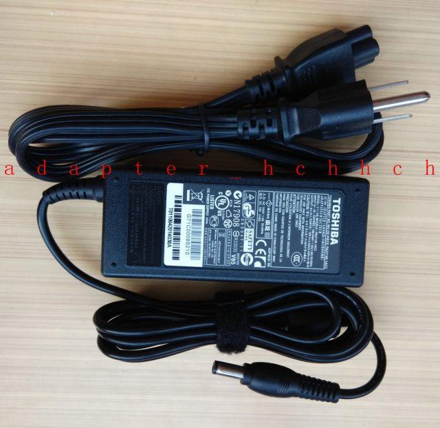 Sạc laptop Toshiba Satellite C640 C640D