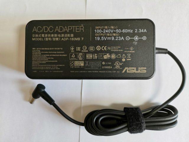 Sạc Laptop Asus 19.5V - 9.23A - 180W chân kim nhỏ
