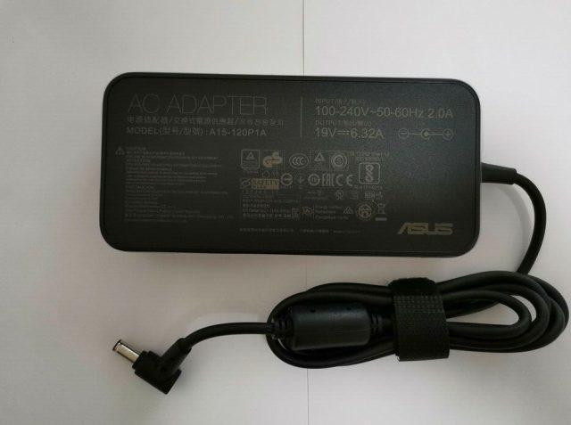 Sạc Laptop Asus 20V - 6.32A - 120W chân kim nhỏ